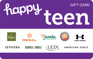 Happy Teen Gift Card Balance Happy Cards Giftcards Com