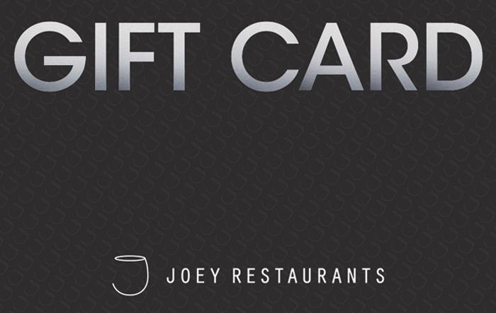 Joey eGift