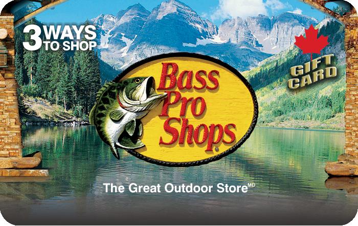 Bass Pro Shops eGift