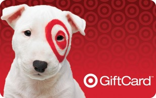 how much is on my target gift card