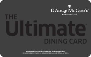 Darcy McGees eGift