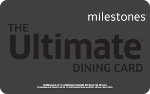 Milestones eGift