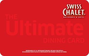 Swiss Chalet eGift