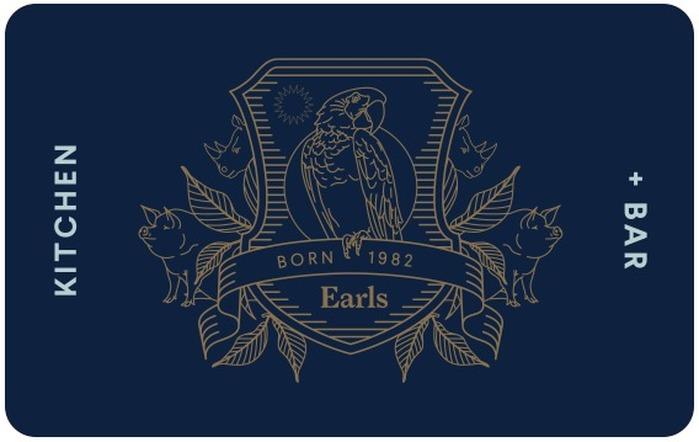 Earls eGift