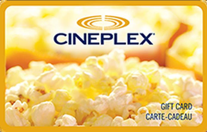 Cineplex eGift