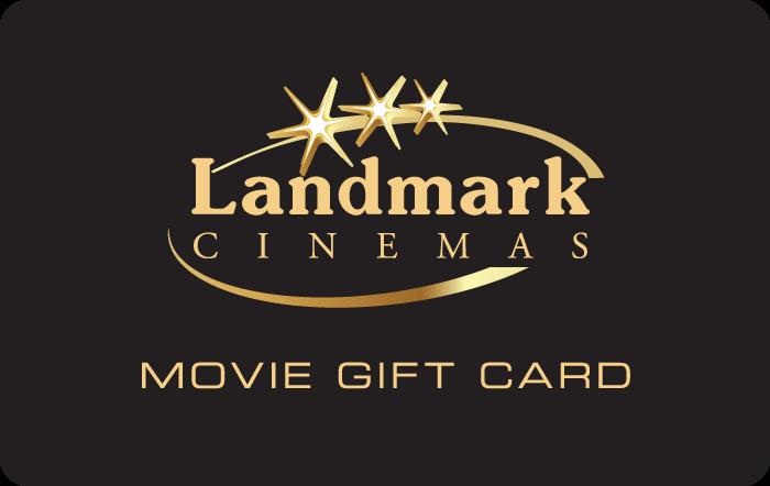 Landmark Cinema eGift
