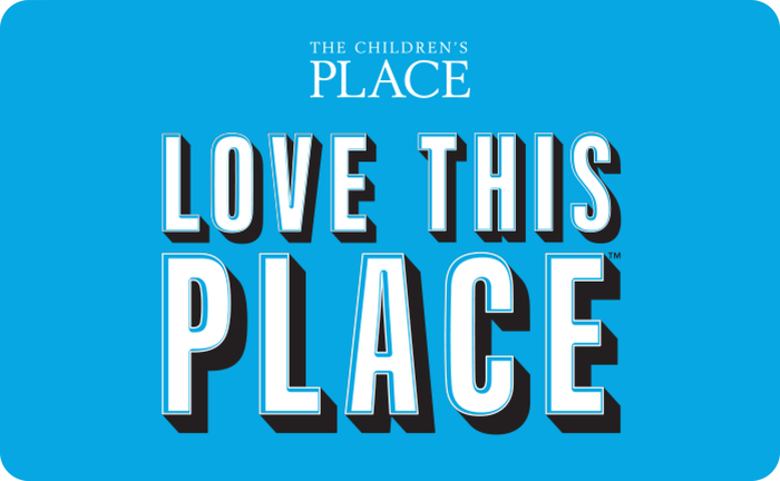 Children's Place eGift